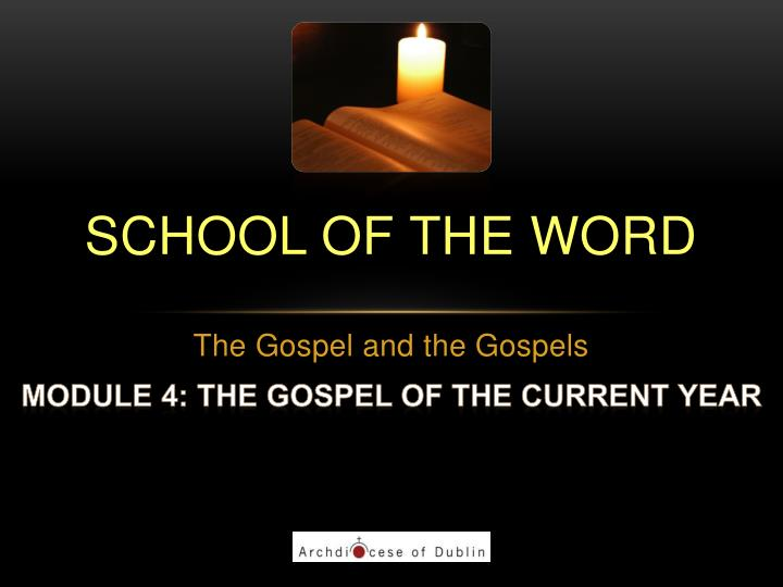 school of the word n.