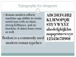 typography for designers33
