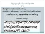 typography for designers37