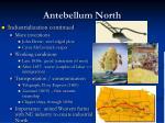 antebellum north