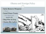 obama and foreign policy