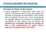 floculadores de paletas1