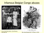 infamous belgian congo abuses