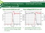rbsoa investigations overload current voltage turn off