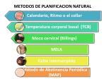 metodos de planificacion natural1
