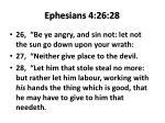 ephesians 4 26 28
