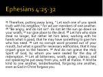 ephesians 4 25 32