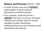 slavery and poverty 15 12 23