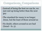 comparisons comparisons1