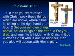 colossians 3 1 10