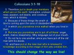 colossians 3 1 101