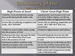 dichotomy of the priesthood