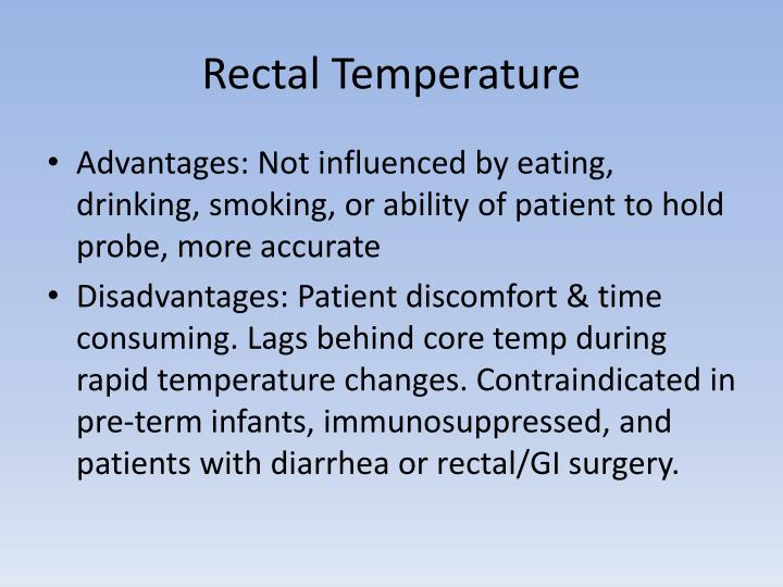 Rectal Temperature