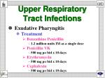 upper respiratory tract infections3