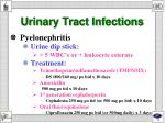 urinary tract infections1