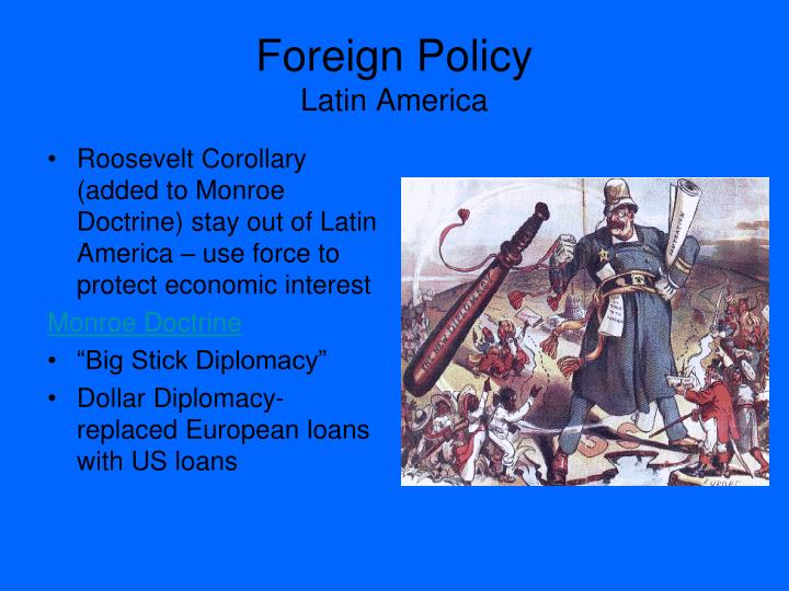 foreign policy latin america n.