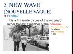 2 new wave nouvelle vague1