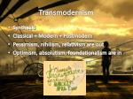 transmodernism