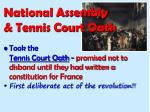 national assembly tennis court oath1