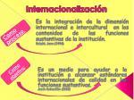 internacionalizaci n