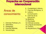 proyectos en cooperaci n internacional1