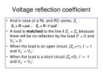 voltage reflection coefficient3