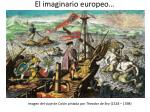 el imaginario europeo