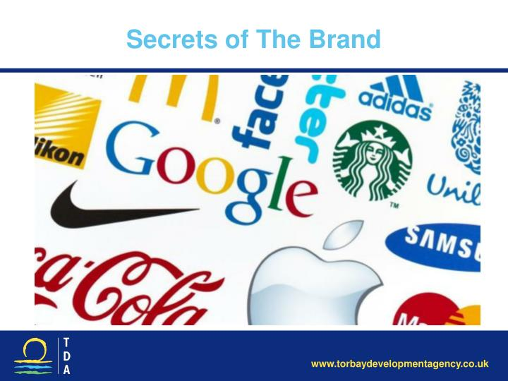 secrets of the brand n.