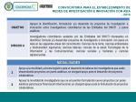 convocatoria para el establecimiento de redes de investigaci n e innovaci n con asia 2014