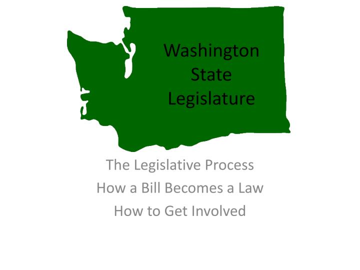 washington state legislature n.
