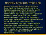 modern b yoloj k teor ler2