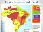 estruturas geol gicas do brasil