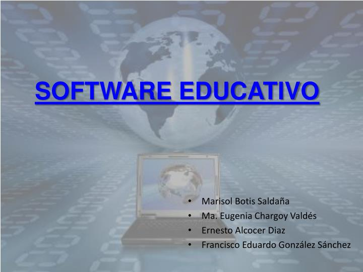 software educativo n.