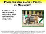 proteger maquinaria y partes en movimiento1