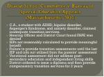 dracut school committee v bureau of special education appeals massachusetts 2010