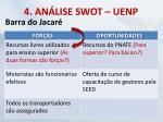 4 an lise swot uenp1