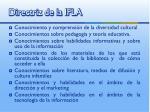 directriz de la ifla1