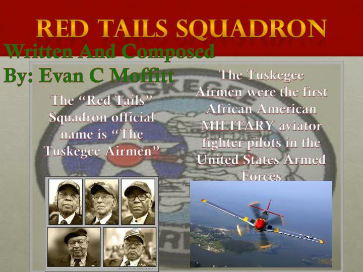 red tails squadron n.