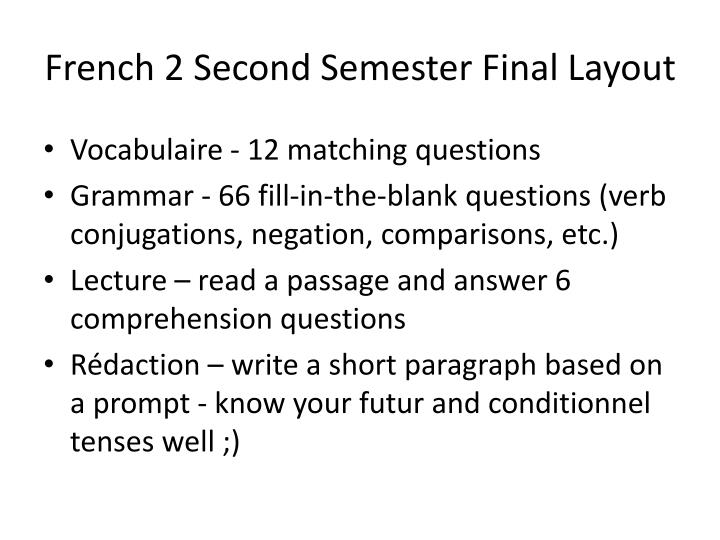 french 2 second semester final layout n.
