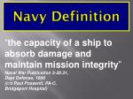 navy definition