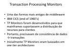 transaction processing monitors