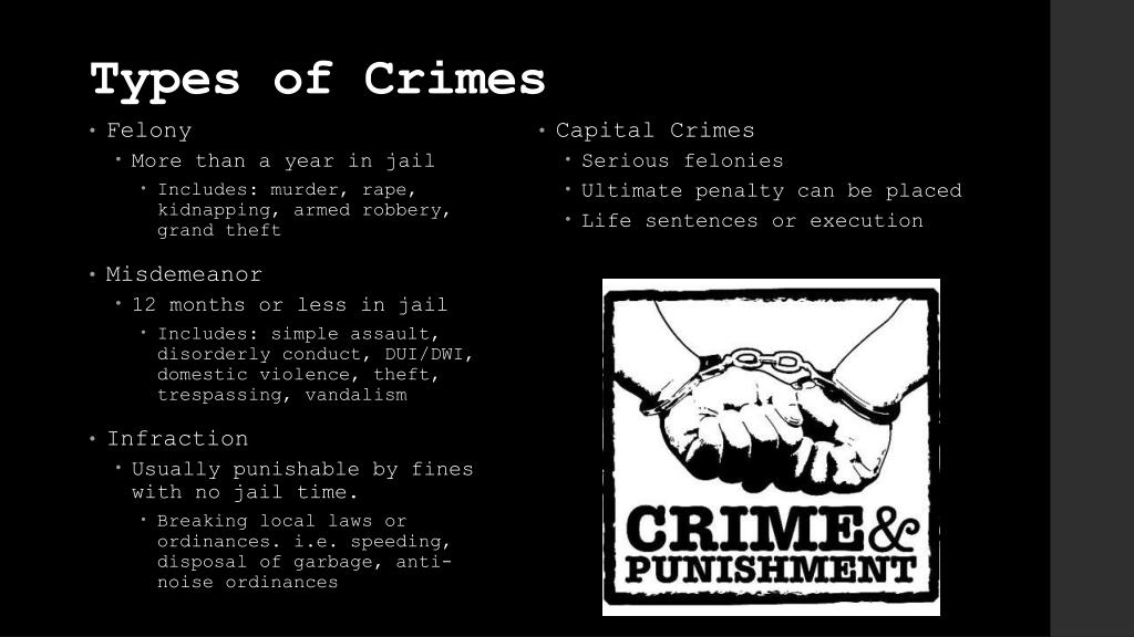 PPT - When is the Death Penalty an Appropriate Punishment