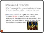 discussion reflection4