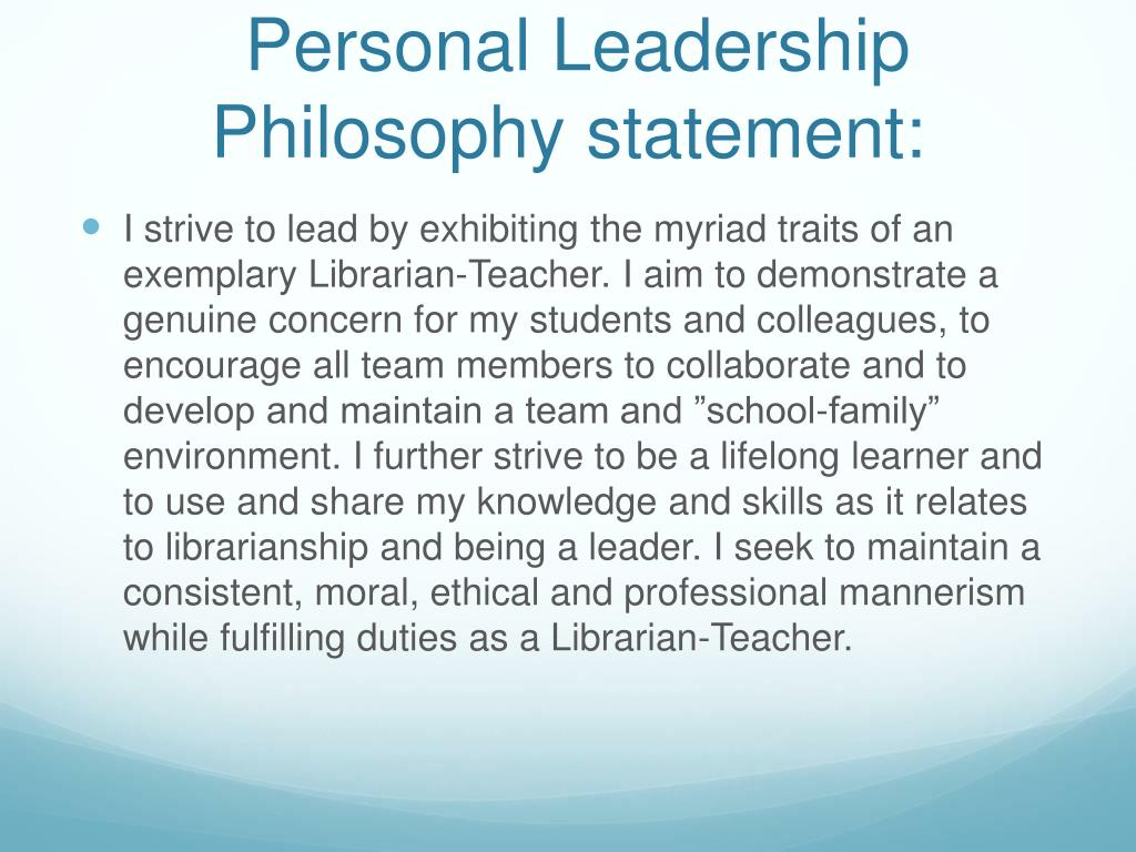 Law school personal statements that worked