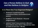 can a person believe in god and not believe in religion2
