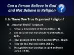 can a person believe in god and not believe in religion4