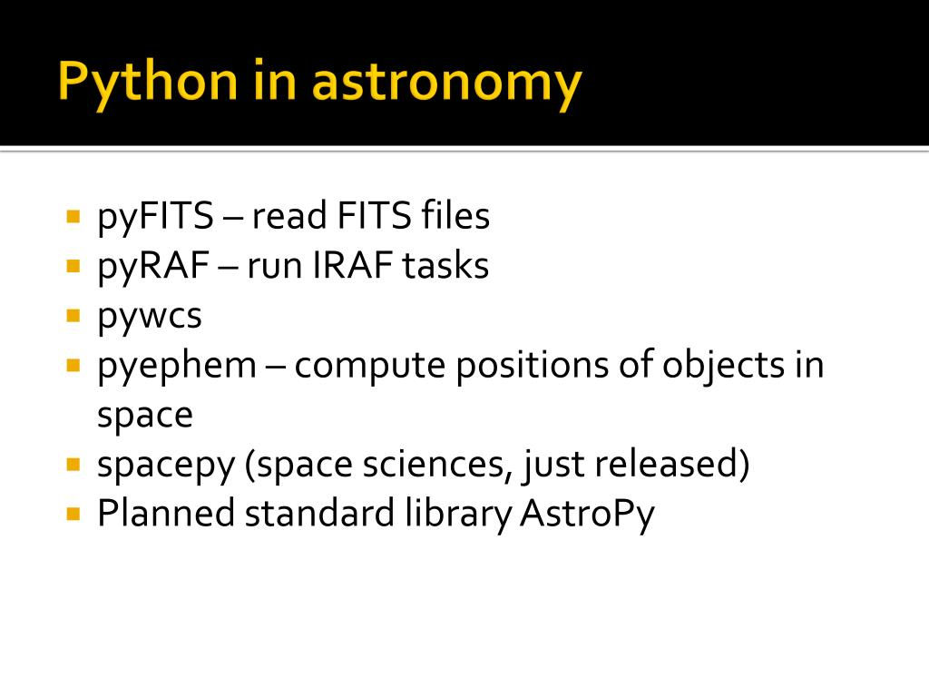 PPT - SunPy : Python for solar physics PowerPoint Presentation - ID