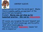 context clue 1