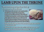 lamb upon the throne2