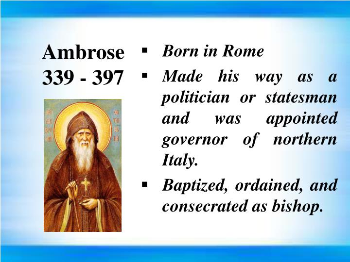 Ambrose 339 397